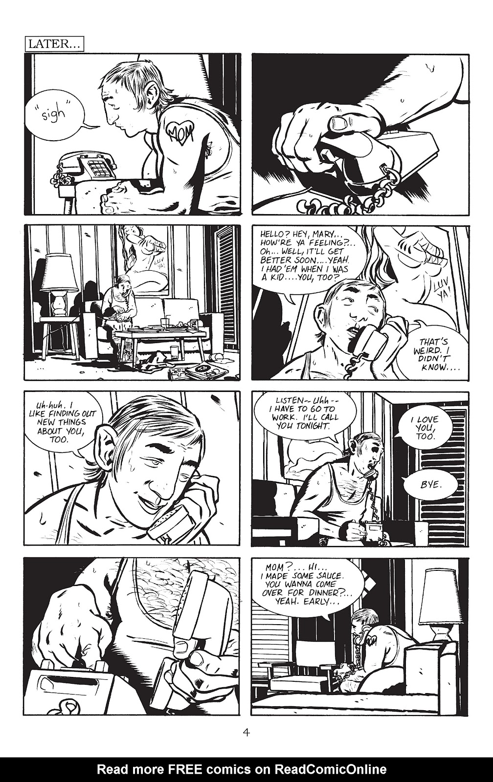 Stray Bullets Issue #9 #9 - English 6