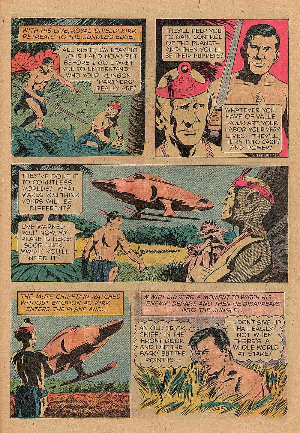 Star Trek (1967) Issue #38 #38 - English 17