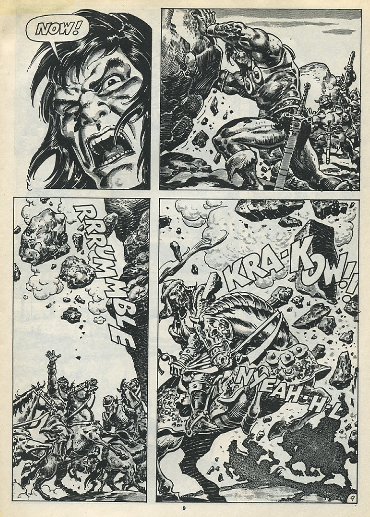 The Savage Sword Of Conan Issue #173 #174 - English 11