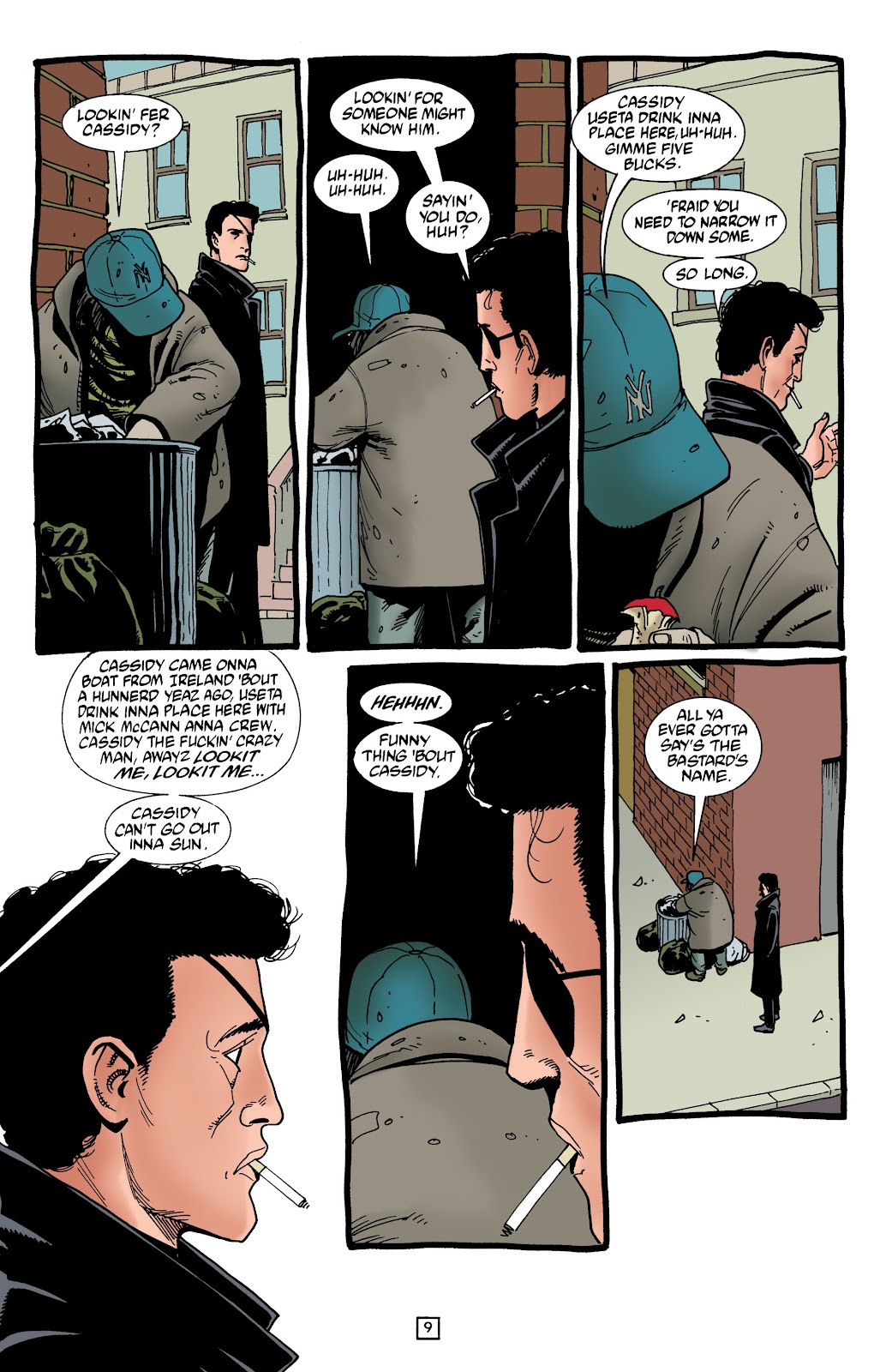 Preacher Issue #55 #64 - English 10