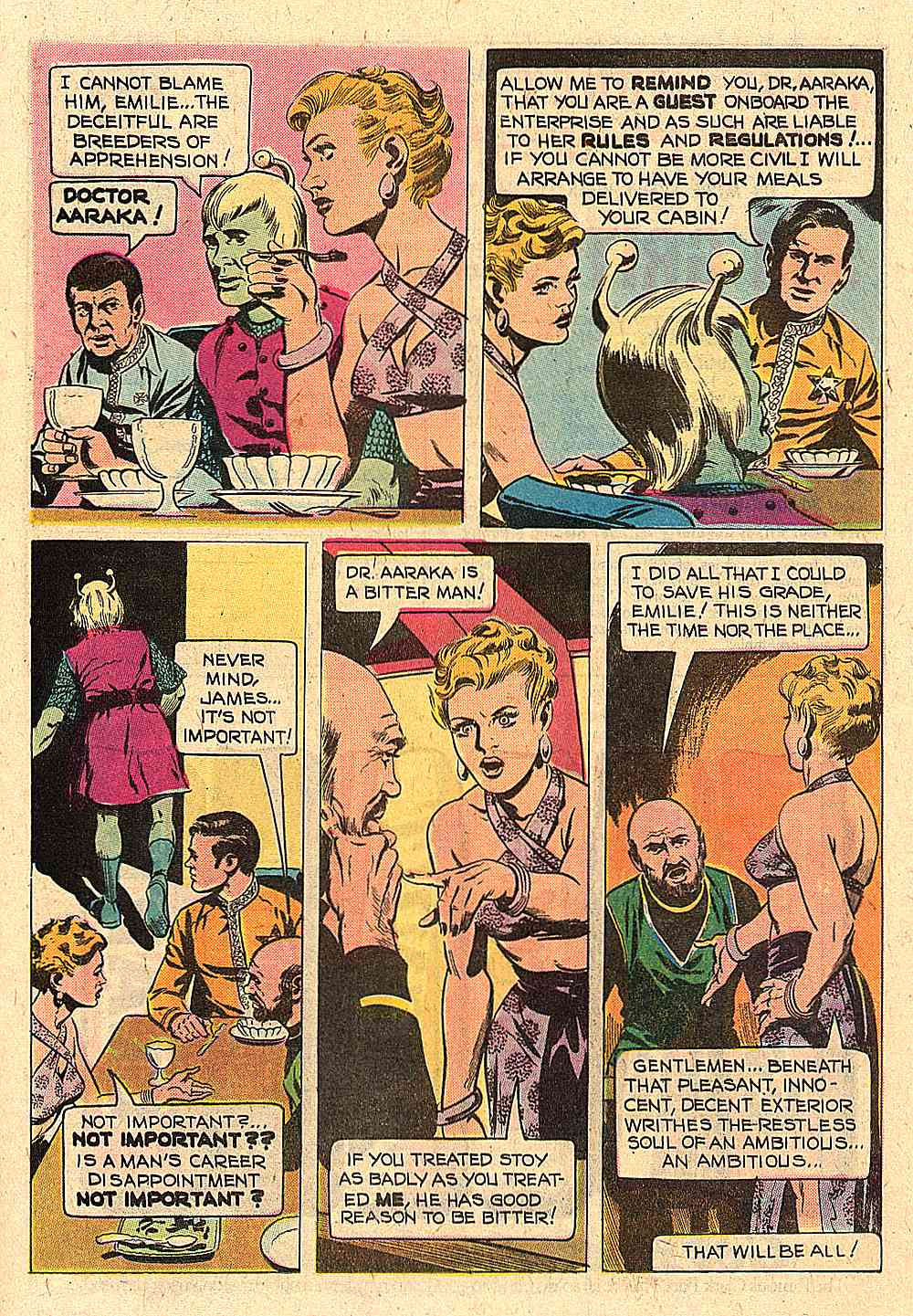 Star Trek (1967) #48 #48 - English 11