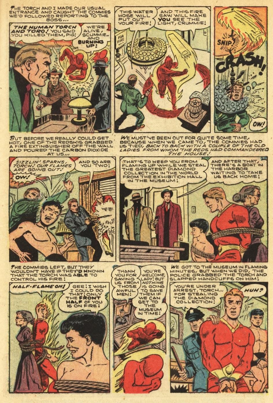 Sub-Mariner Comics #35 #35 - English 21