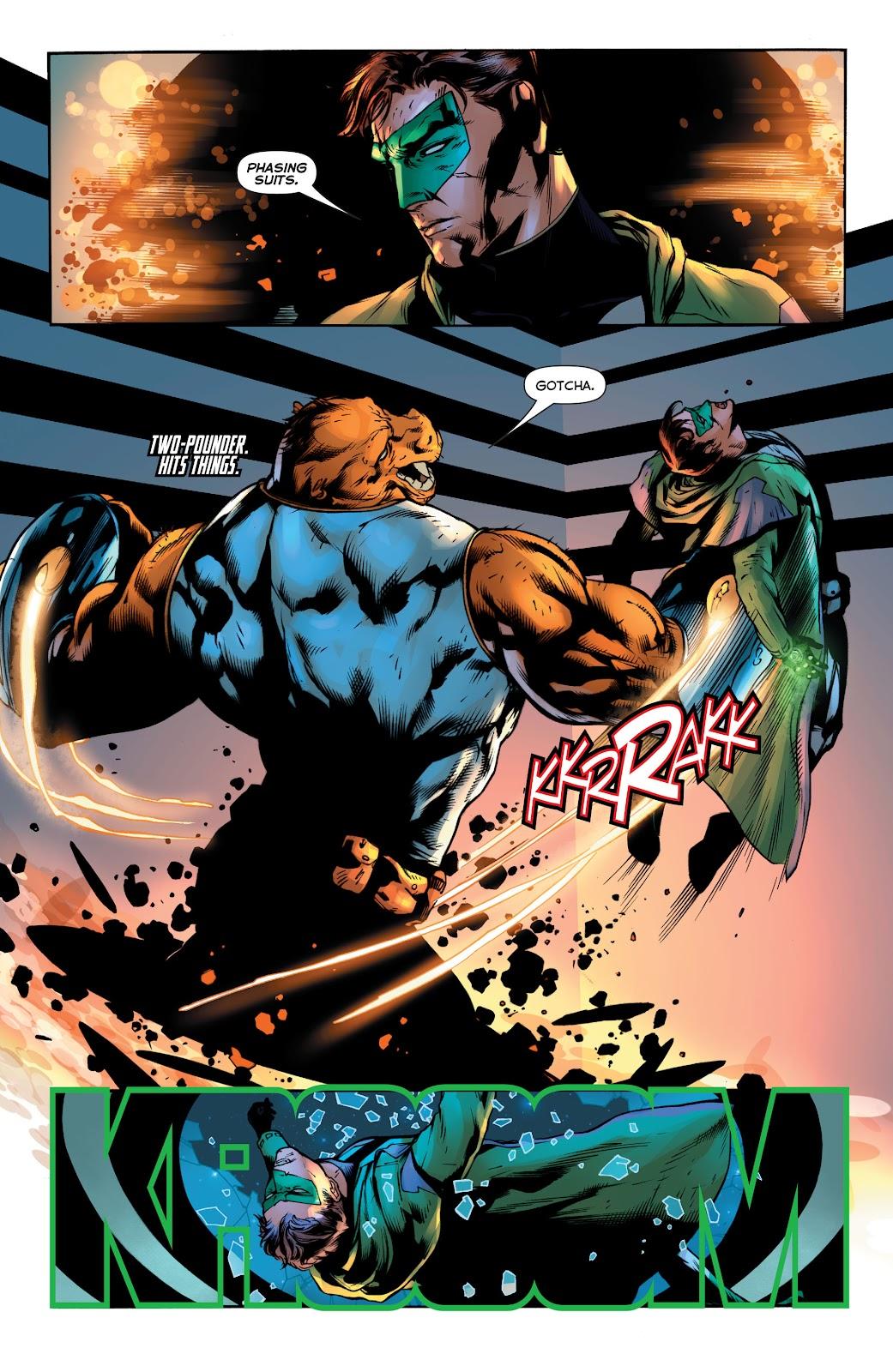 Green Lantern (2011) Issue #52 #61 - English 8