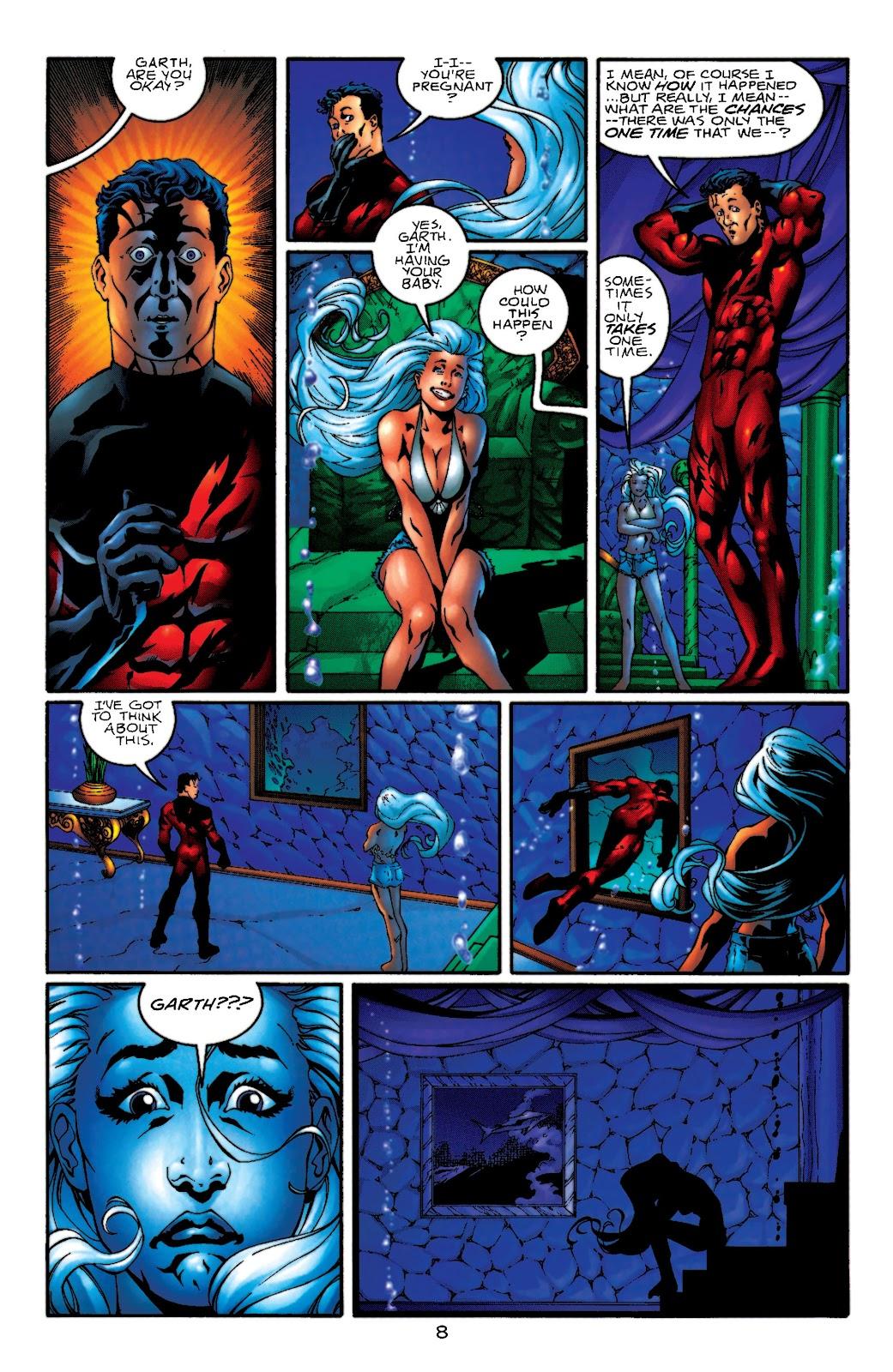 Aquaman (1994) Issue #55 #61 - English 9