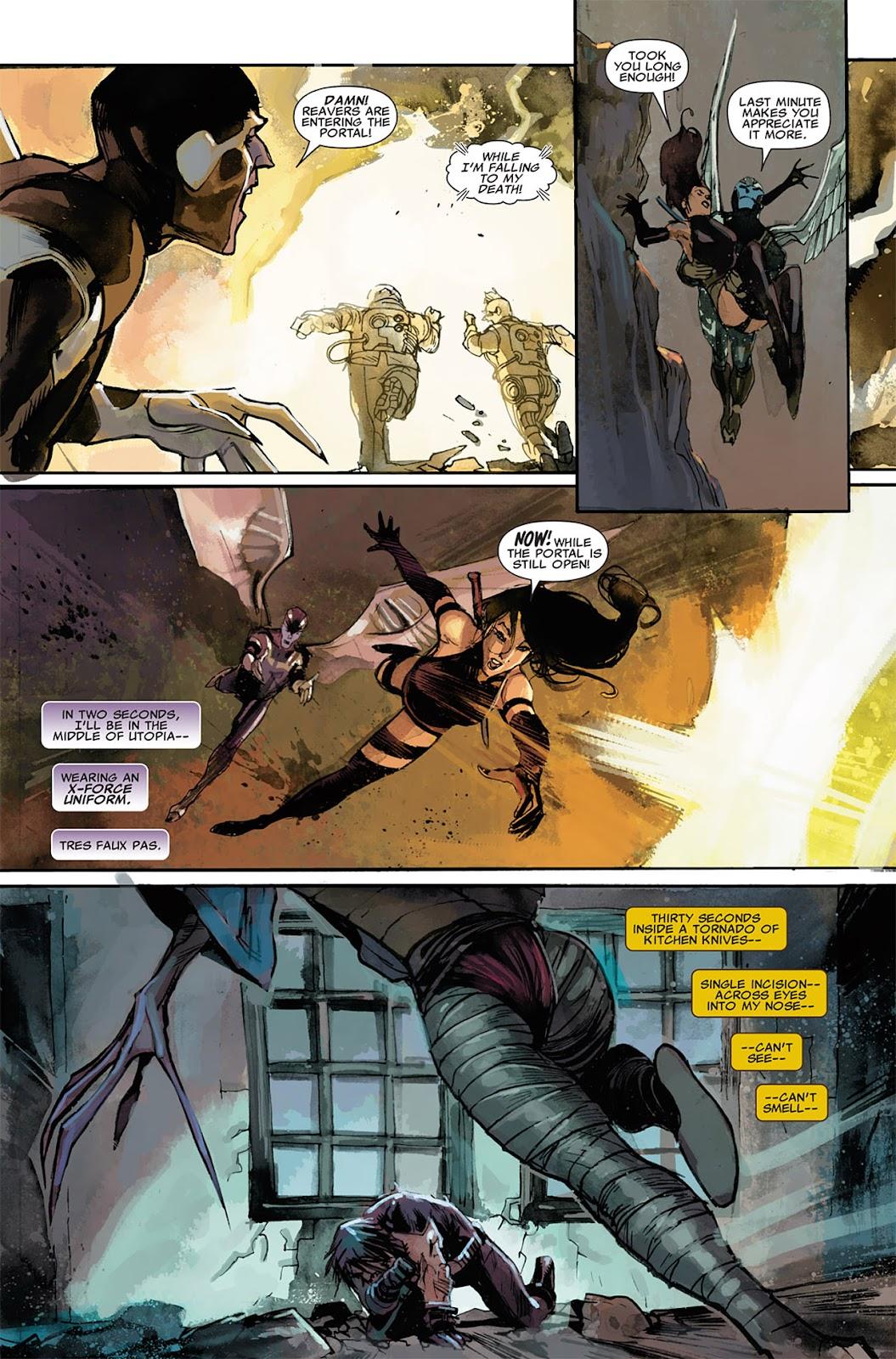 Uncanny X-Force (2010) Issue #5.1 #6 - English 15