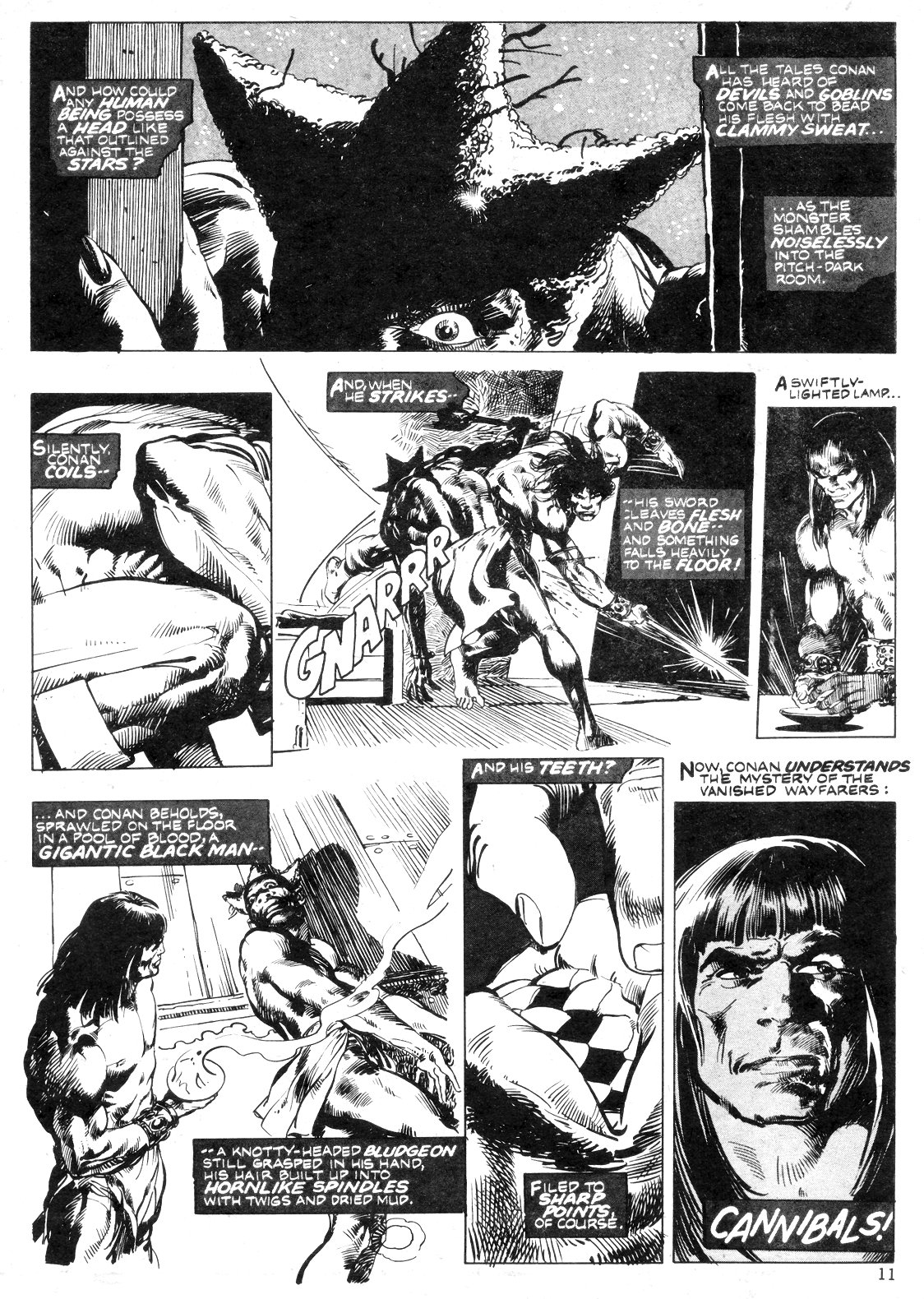 The Savage Sword Of Conan Issue #14 #15 - English 11
