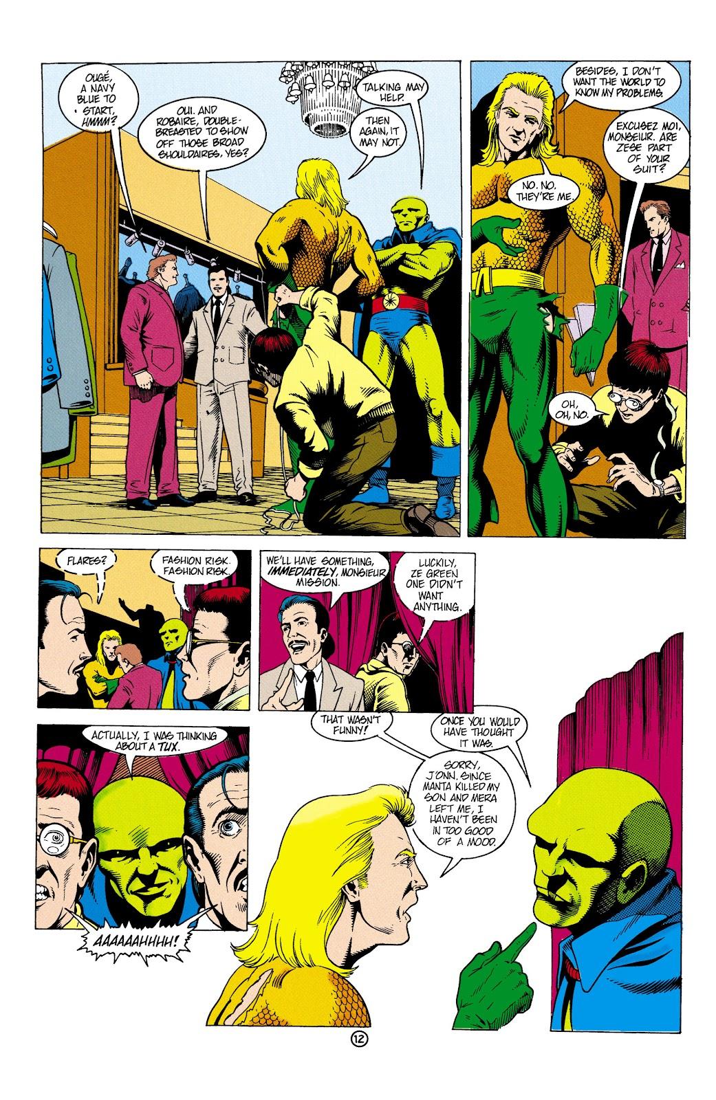 Aquaman (1991) Issue #5 #5 - English 13
