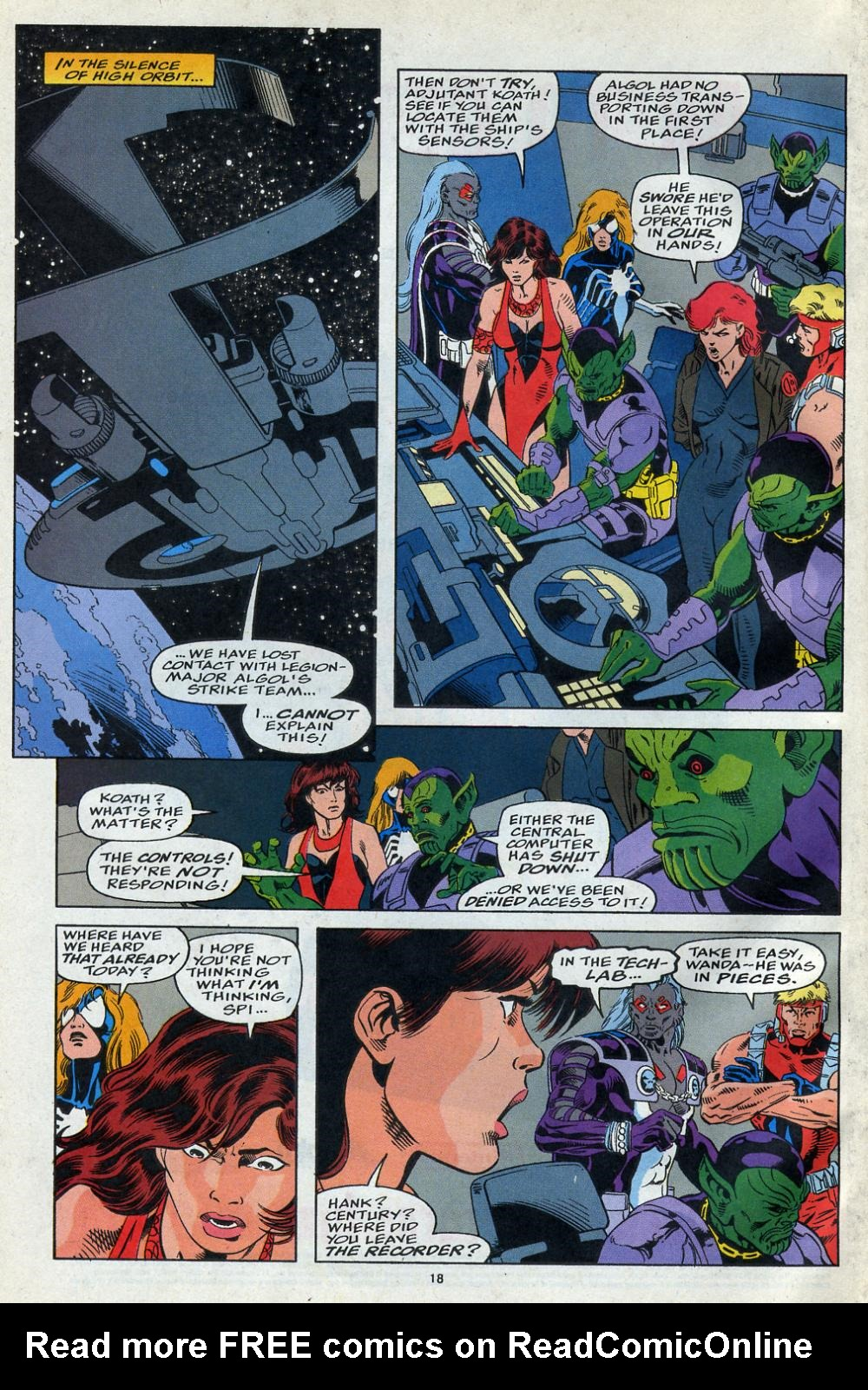 Force Works Issue #14 #14 - English 13