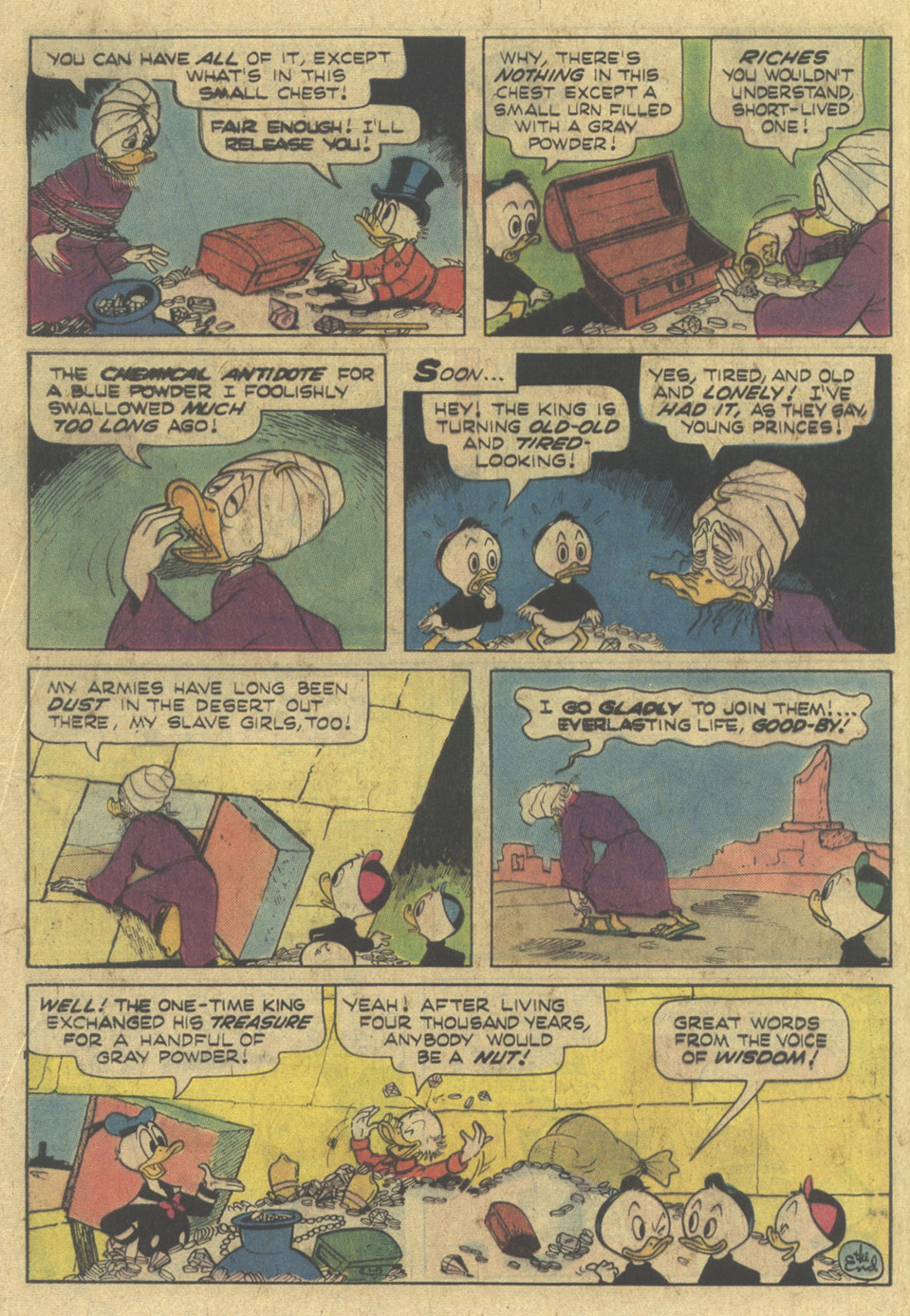 Uncle Scrooge (1953) Issue #145 #145 - English 28