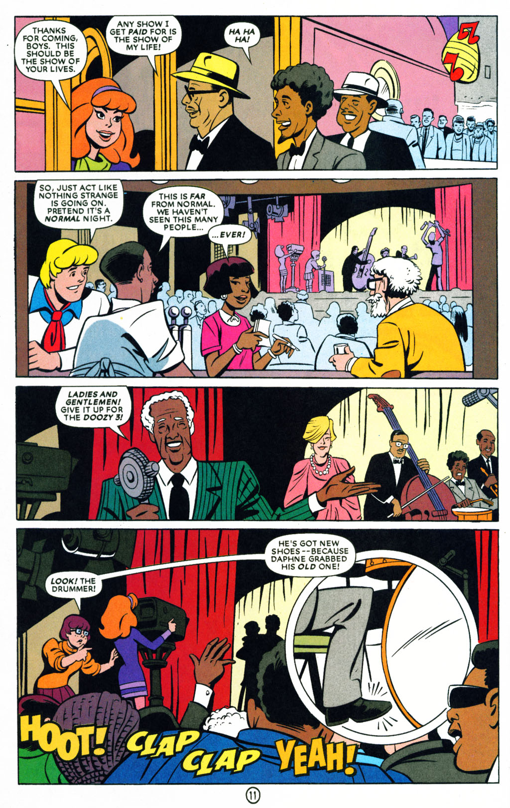 Read online Scooby-Doo (1997) comic -  Issue #71 - 12