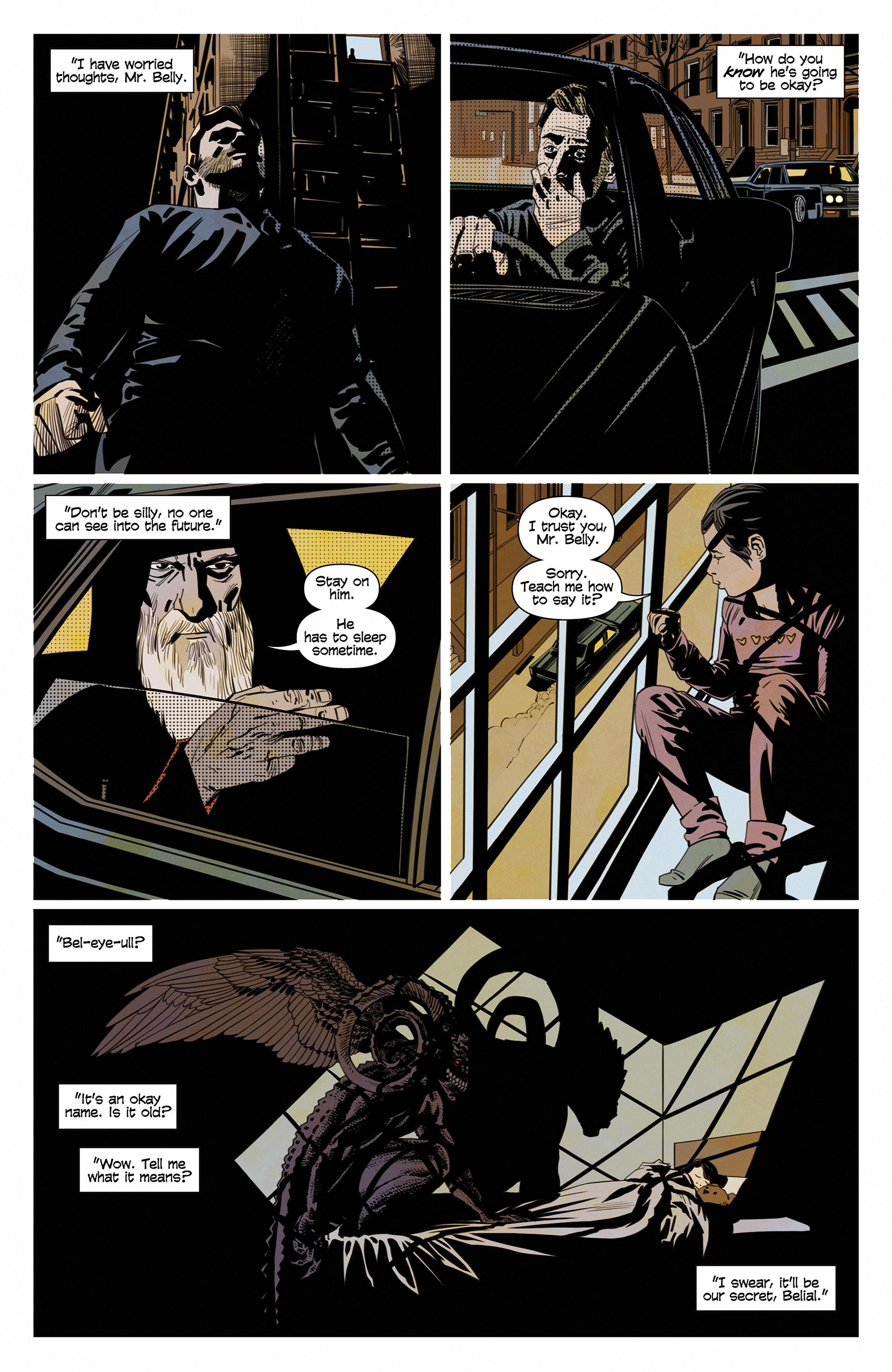 Read online Demonic comic -  Issue #6 - 24