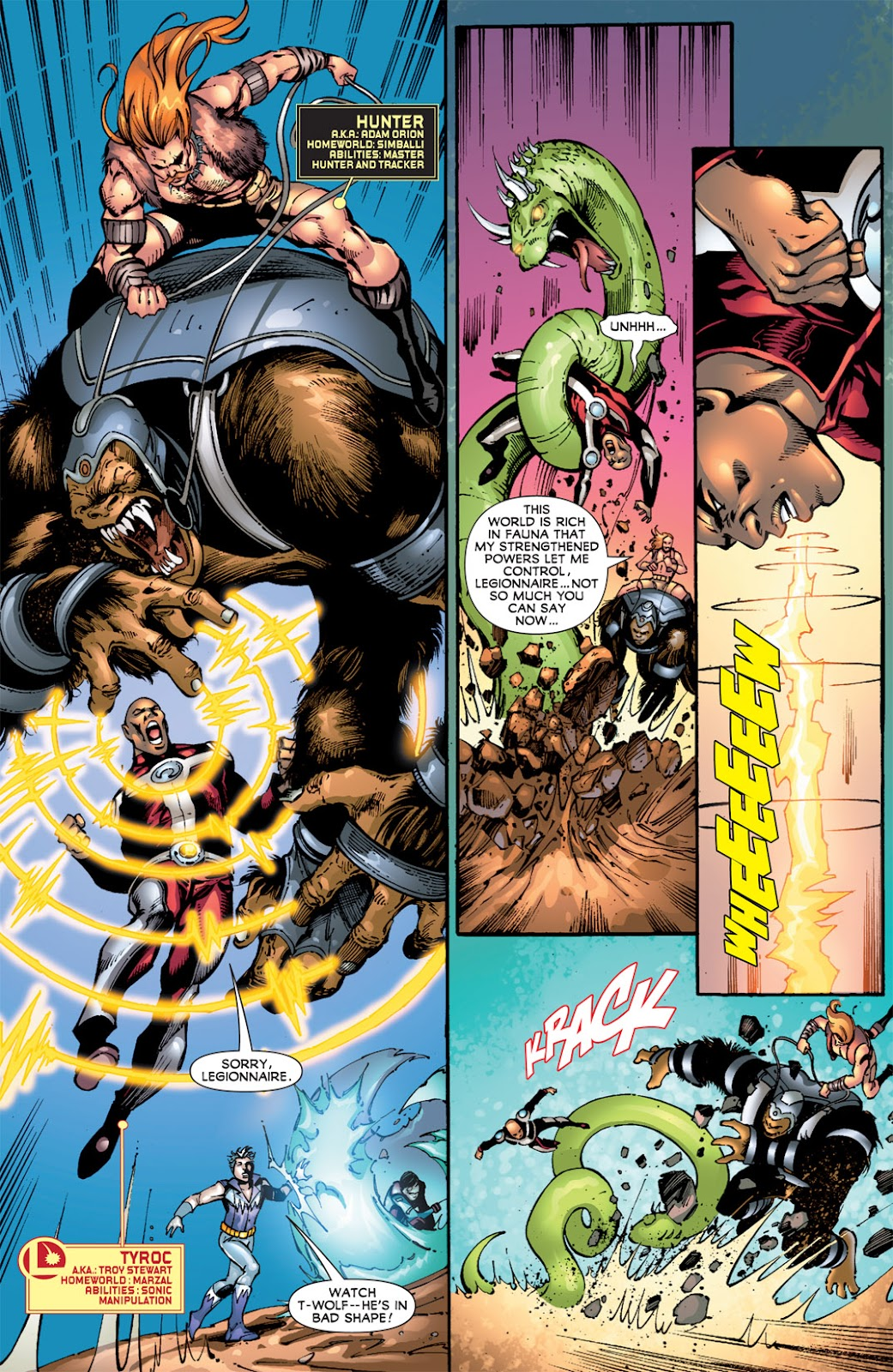 Legion of Super-Heroes (2010) Issue #15 #16 - English 15