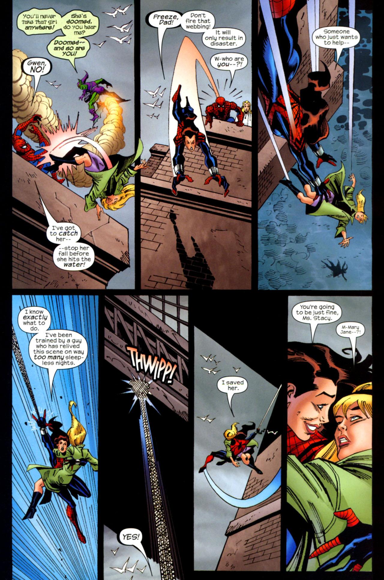 Amazing Spider-Girl #30 #31 - English 10