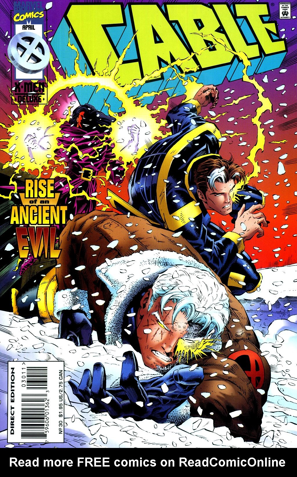 Cable (1993) 30 Page 1