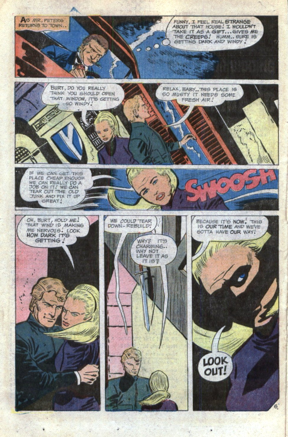 Read online Scary Tales comic -  Issue #34 - 18