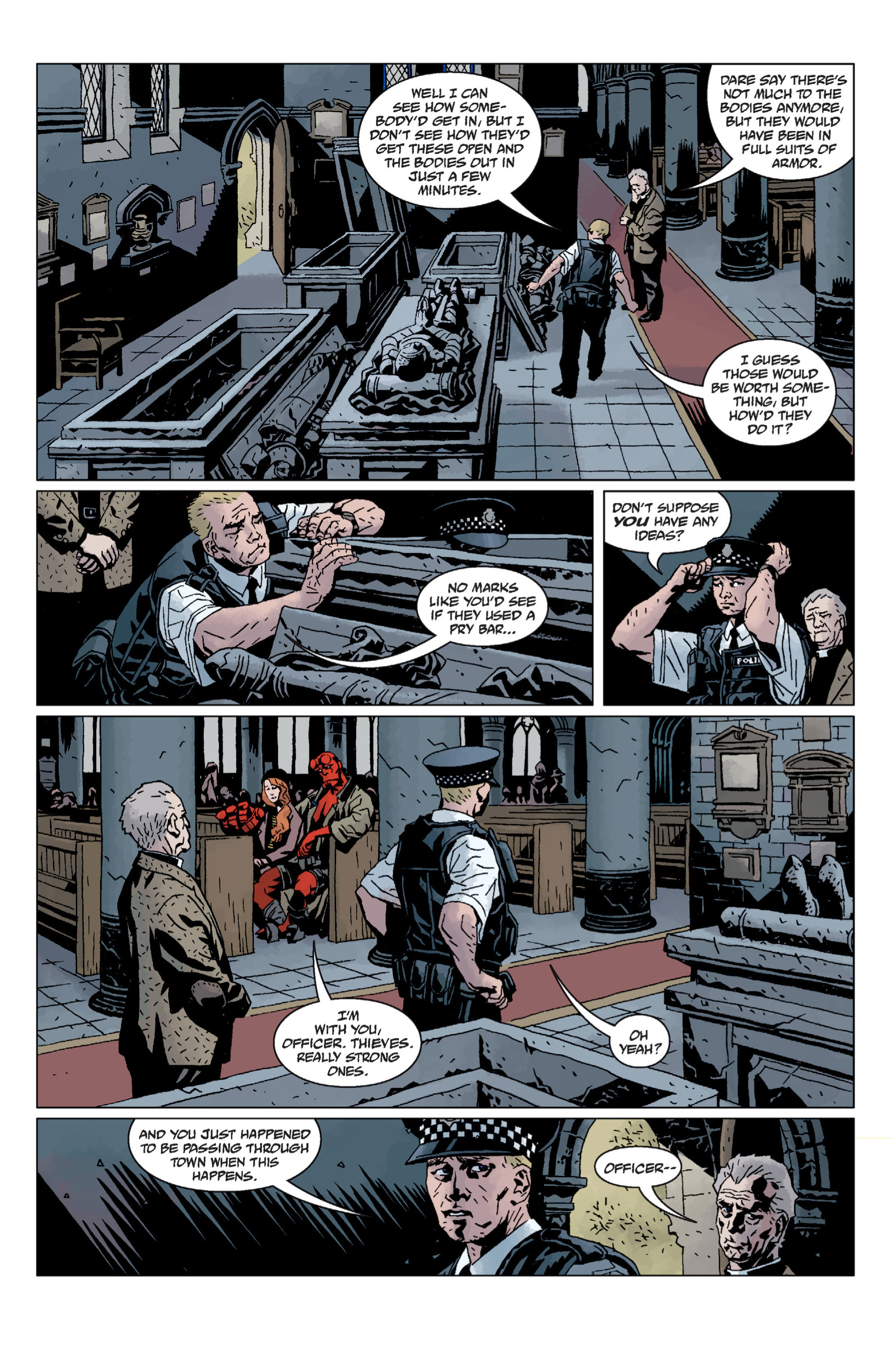 Hellboy chap 12 pic 11