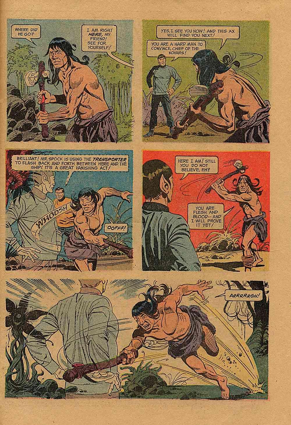 Star Trek (1967) Issue #17 #17 - English 24