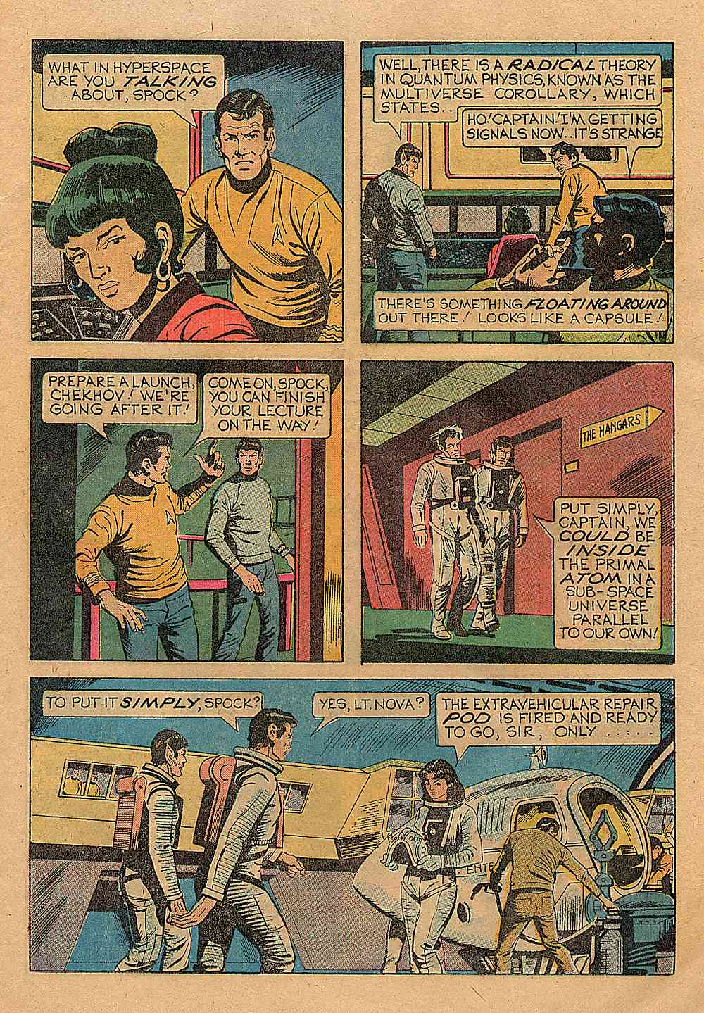 Star Trek (1967) Issue #33 #33 - English 9