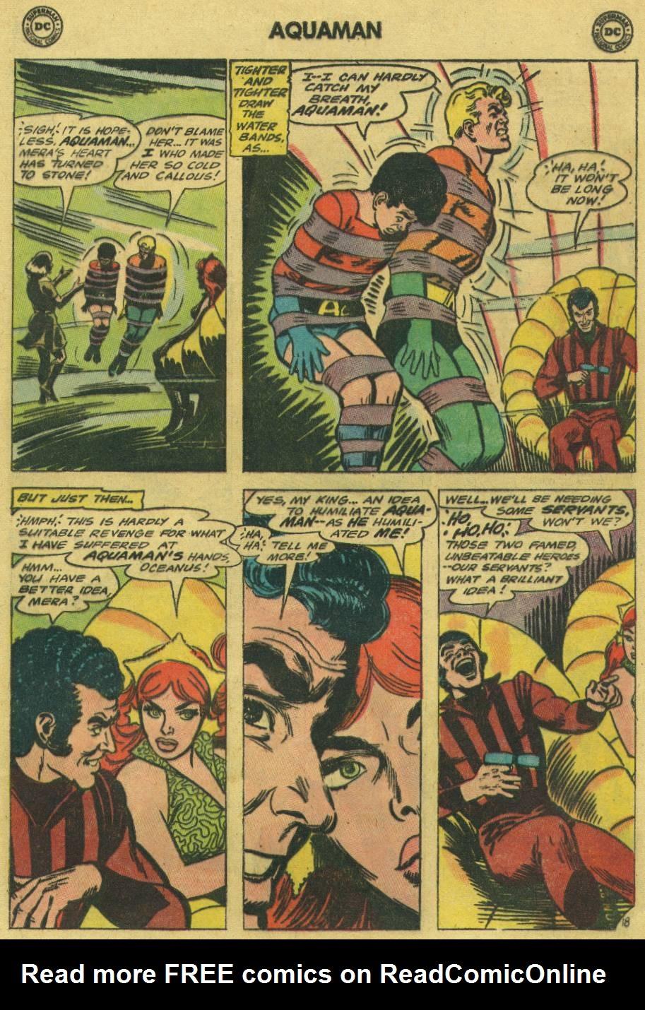 Aquaman (1962) Issue #18 #18 - English 25