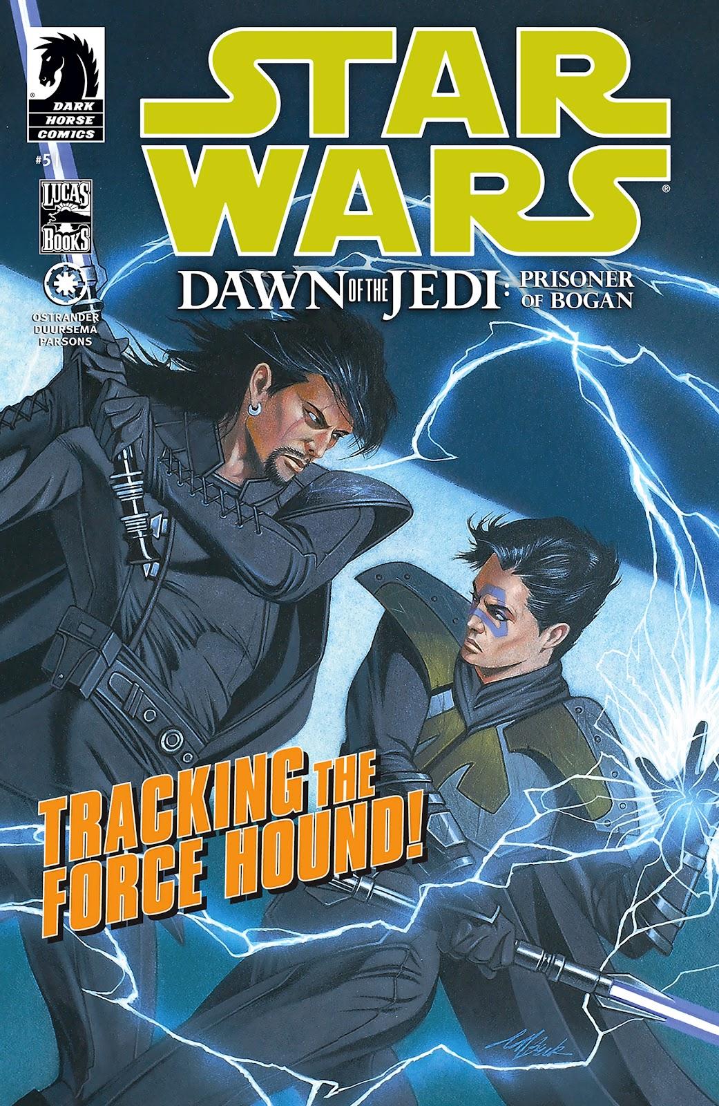 Star Wars: Dawn of the Jedi - Prisoner of Bogan issue 5 - Page 1