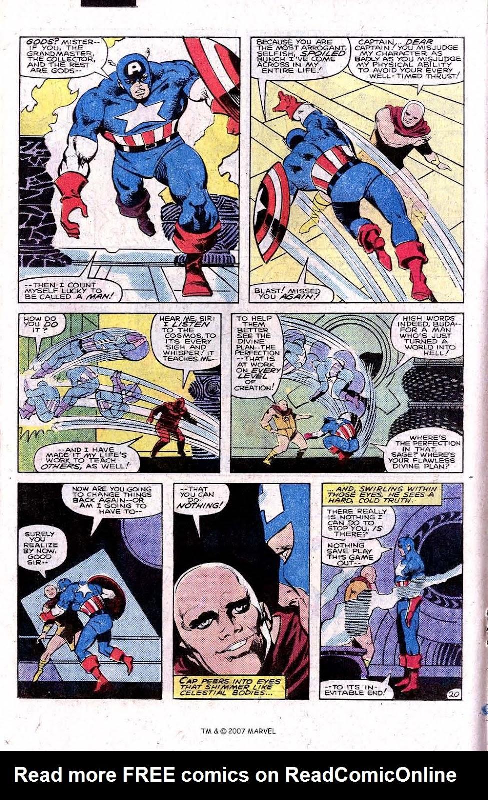 Captain America (1968) _Annual 6 #6 - English 26