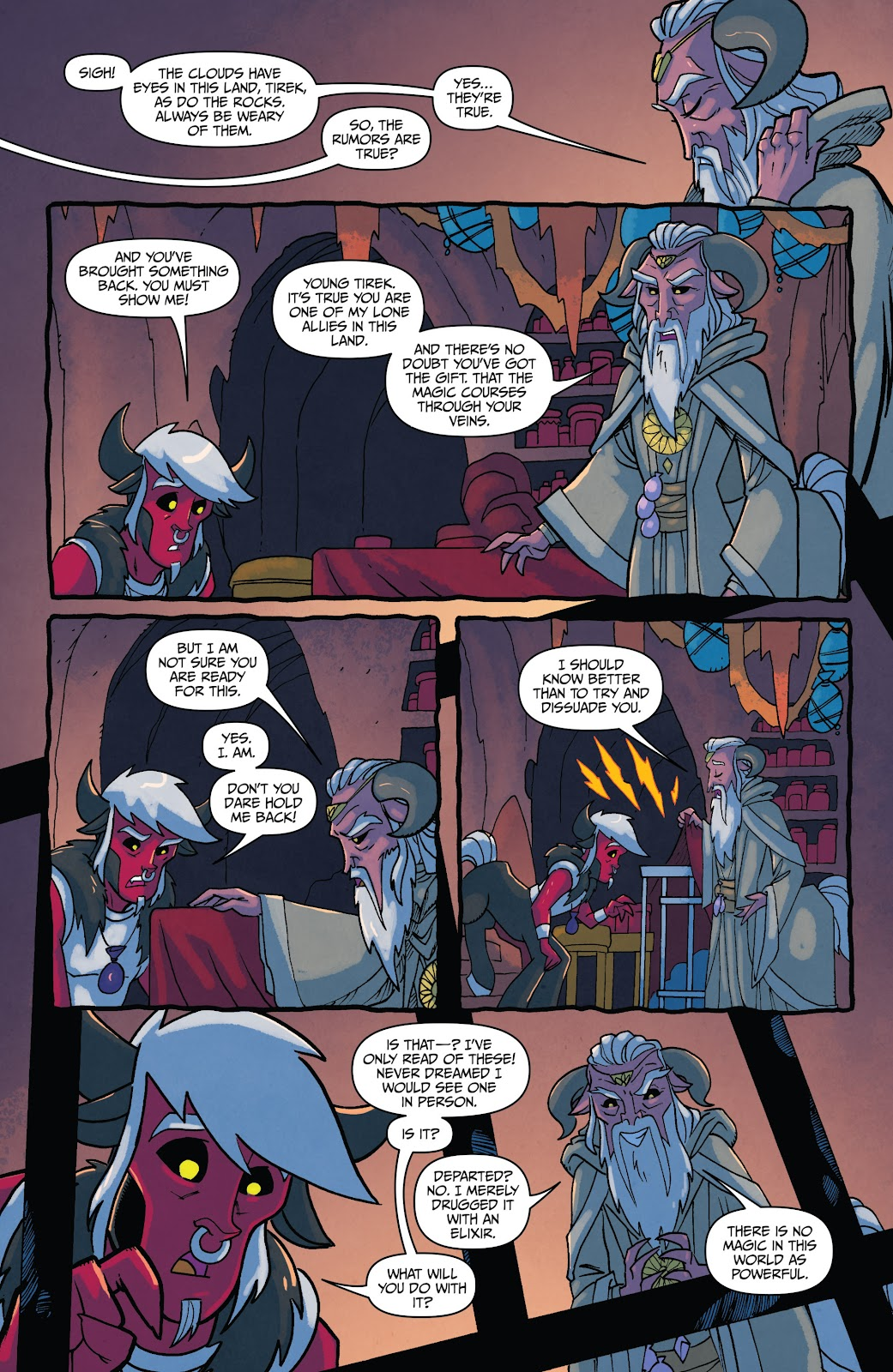 My Little Pony: Fiendship is Magic Issue #2 #2 - English 7