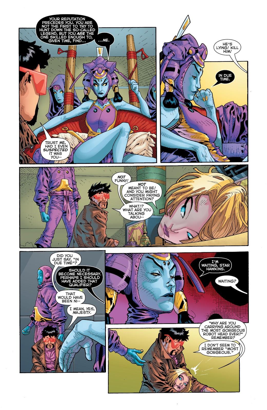 Threshold (2013) Issue #8 #8 - English 24