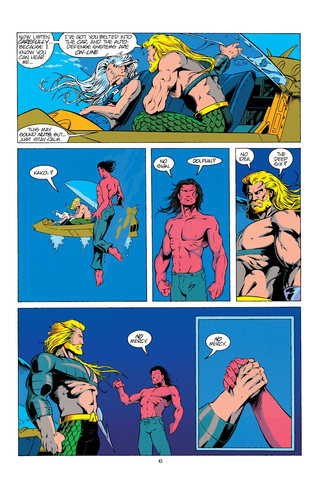 Aquaman (1994) Issue #7 #13 - English 7