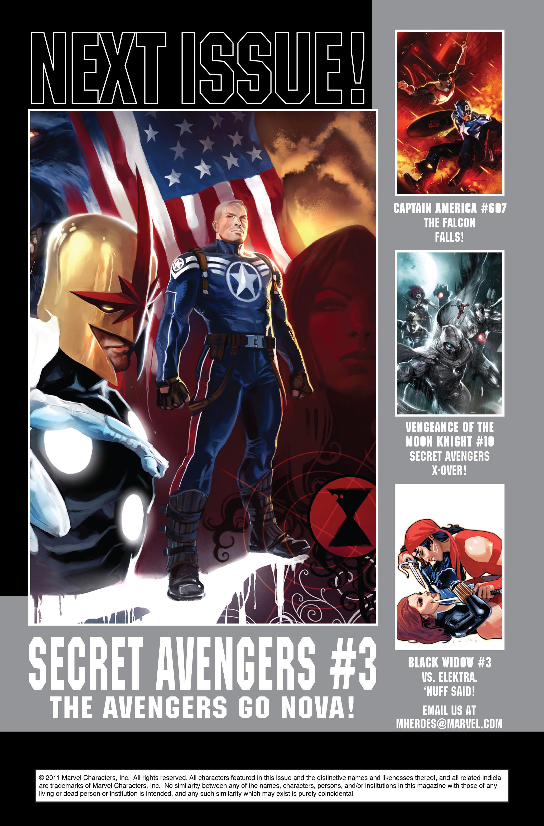 Read online Secret Avengers (2010) comic -  Issue #2 - 24