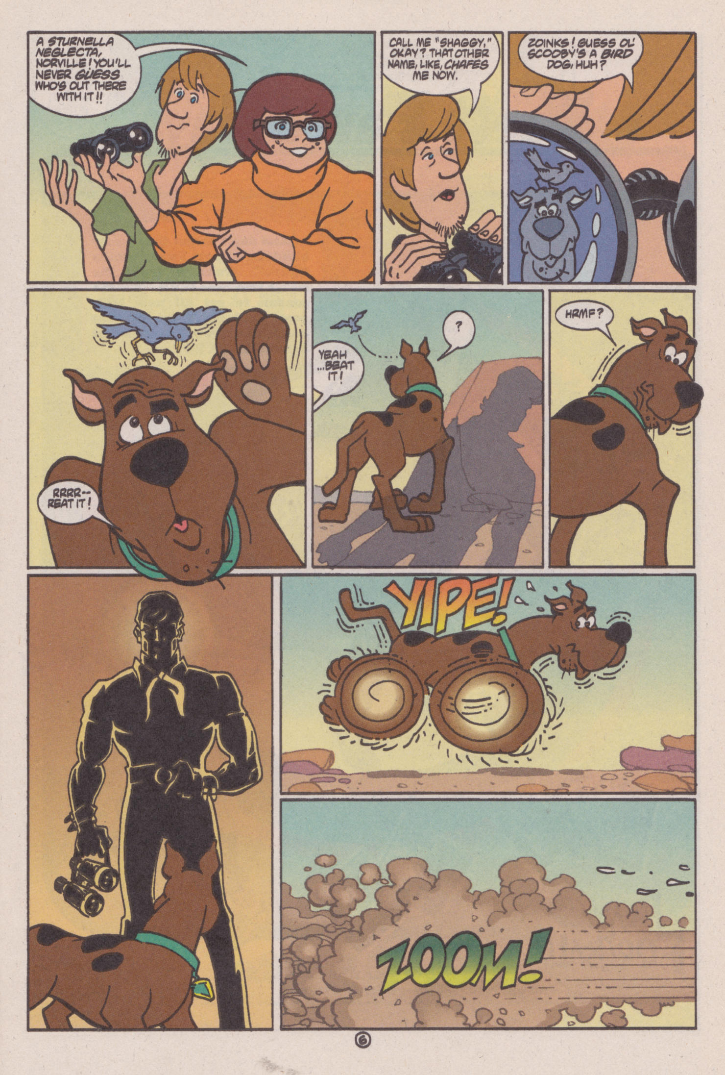 Read online Scooby-Doo (1997) comic -  Issue #6 - 7