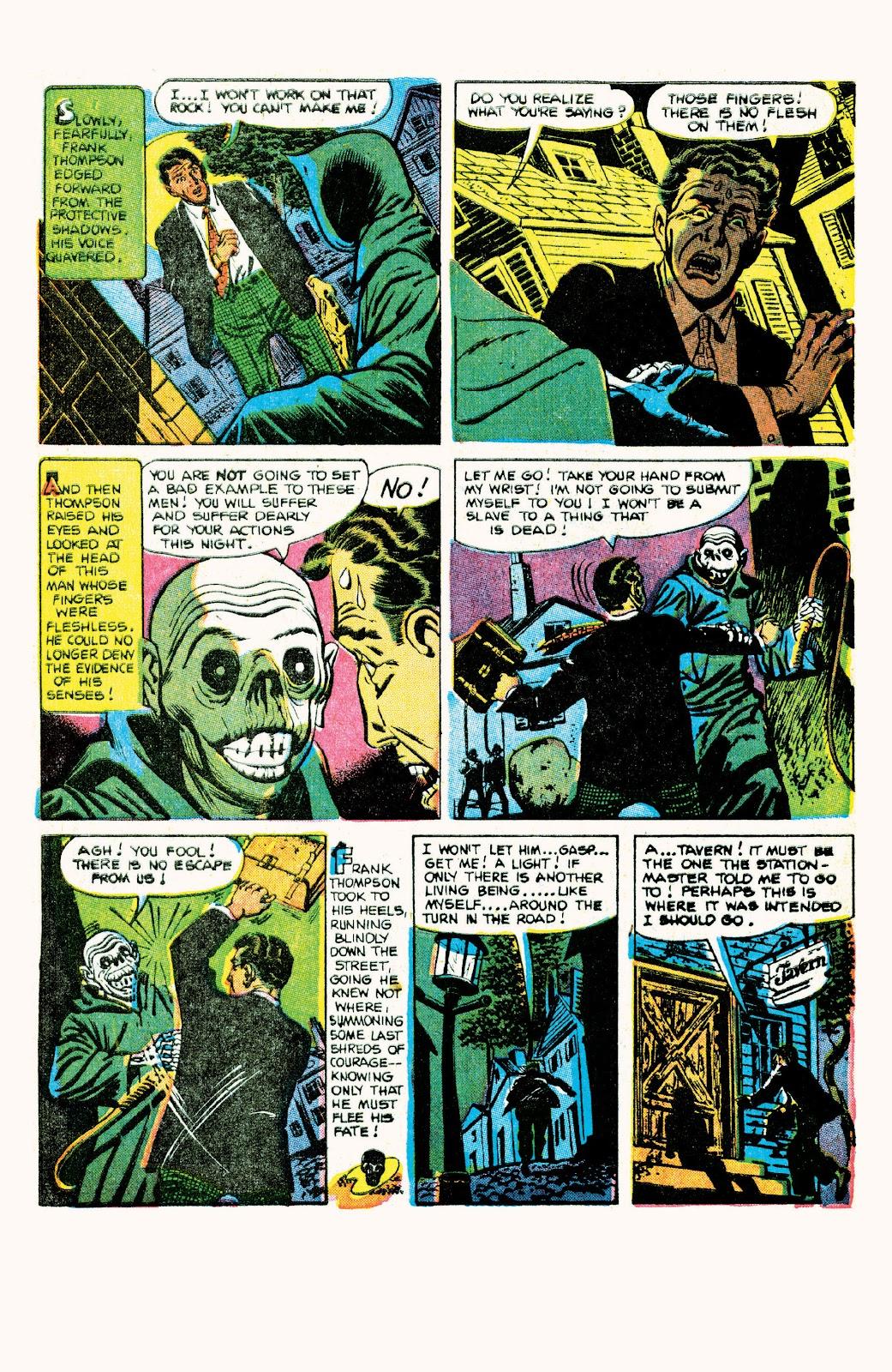 Haunted Horror Issue #13 #13 - English 8