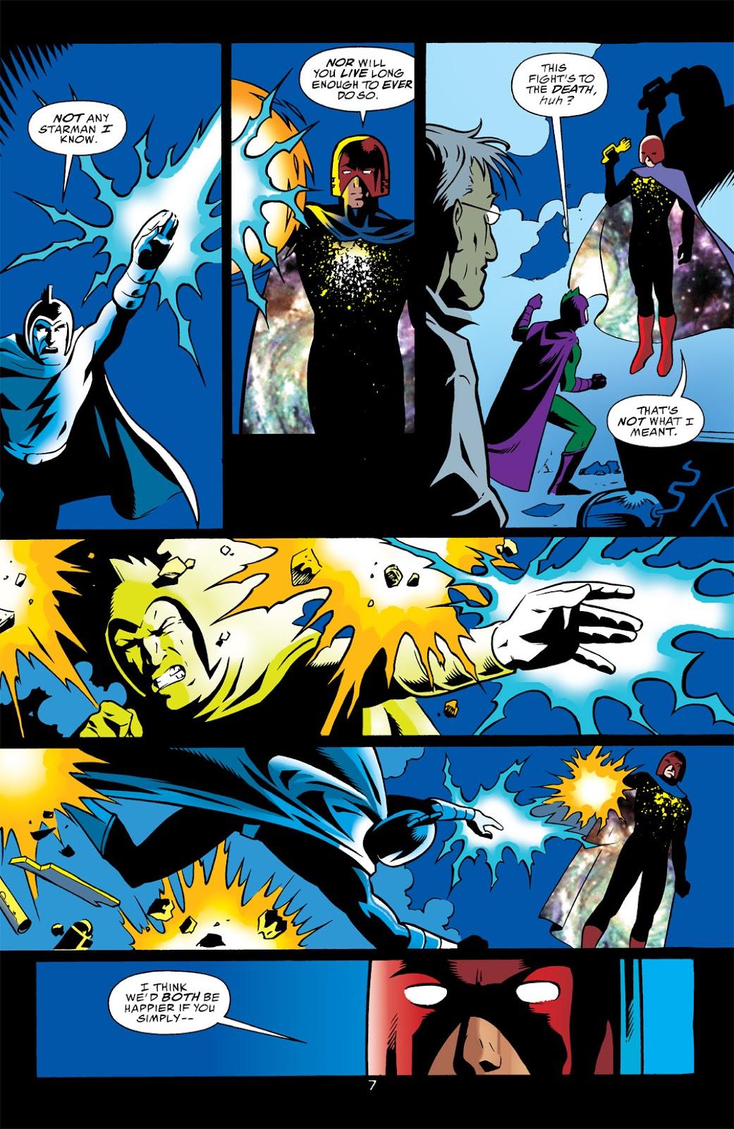 Starman (1994) Issue #1000000 #83 - English 7