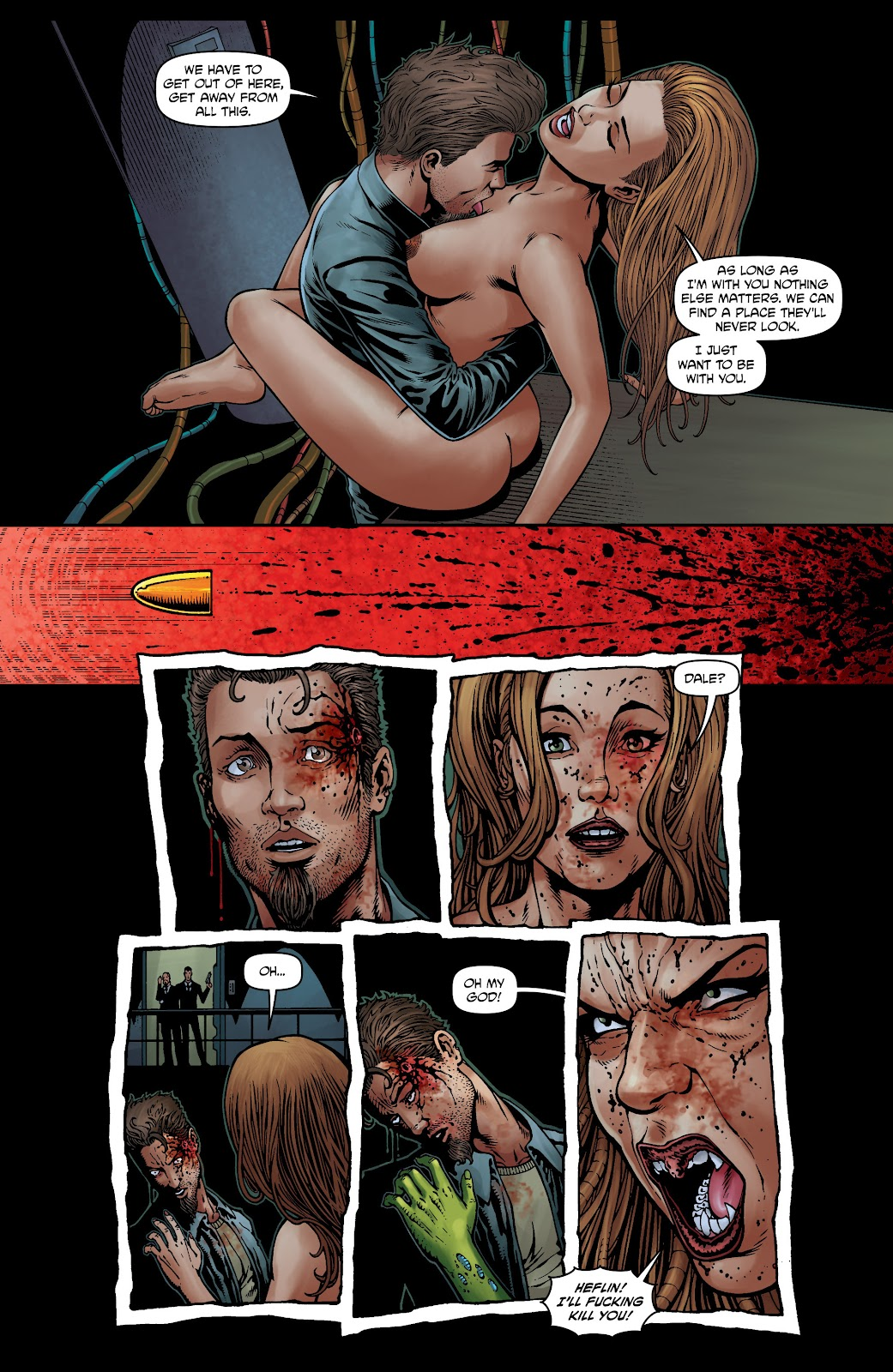 Webwitch (2015) Issue #4 #4 - English 8