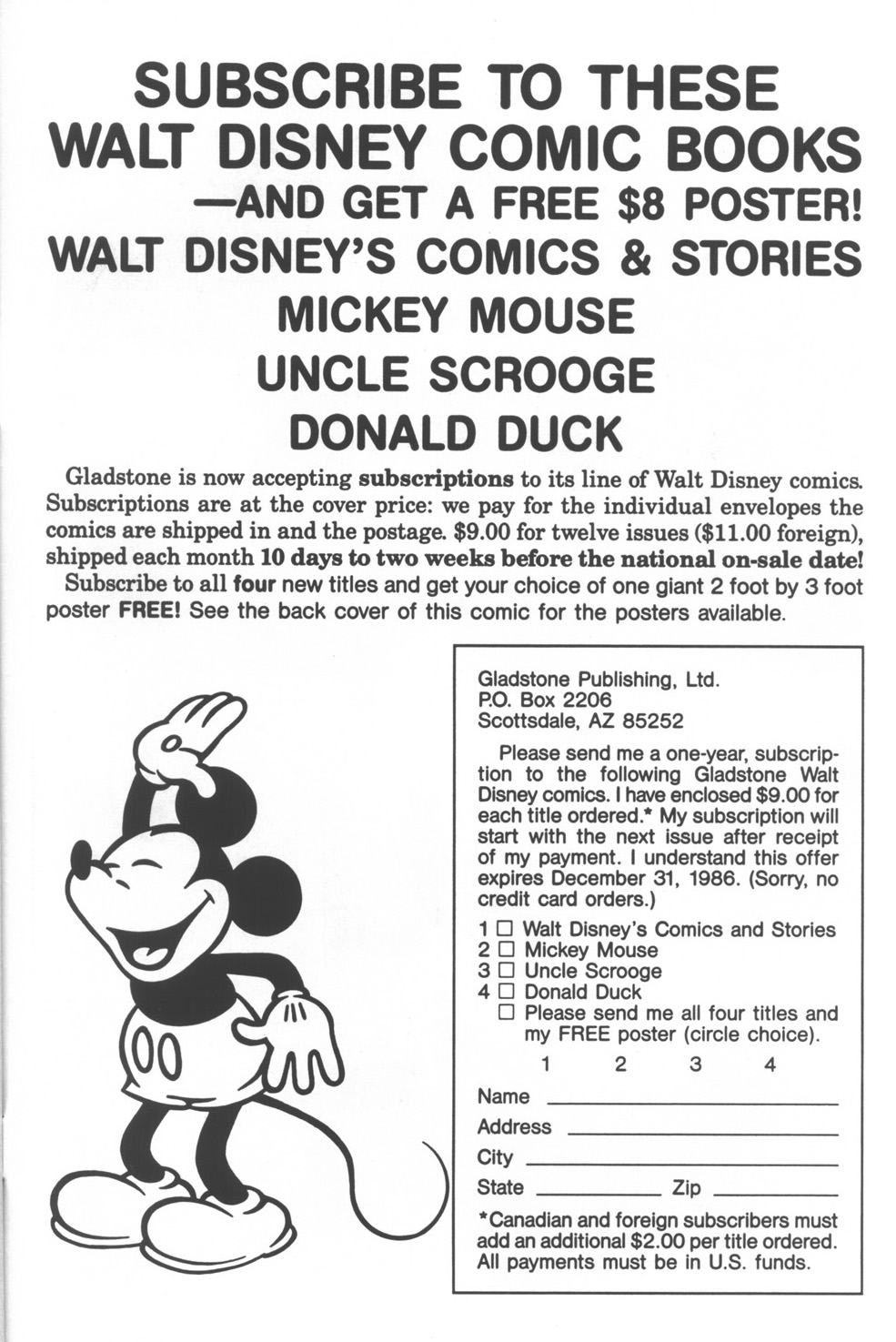 Uncle Scrooge (1953) Issue #214 #214 - English 35