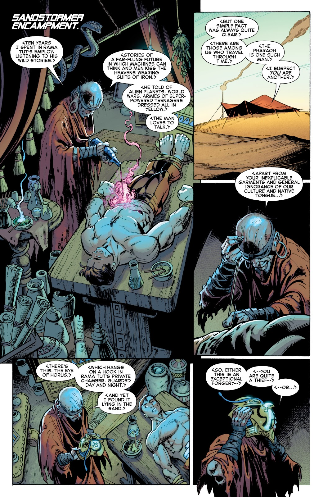 All-New X-Men (2016) Issue #10 #12 - English 10