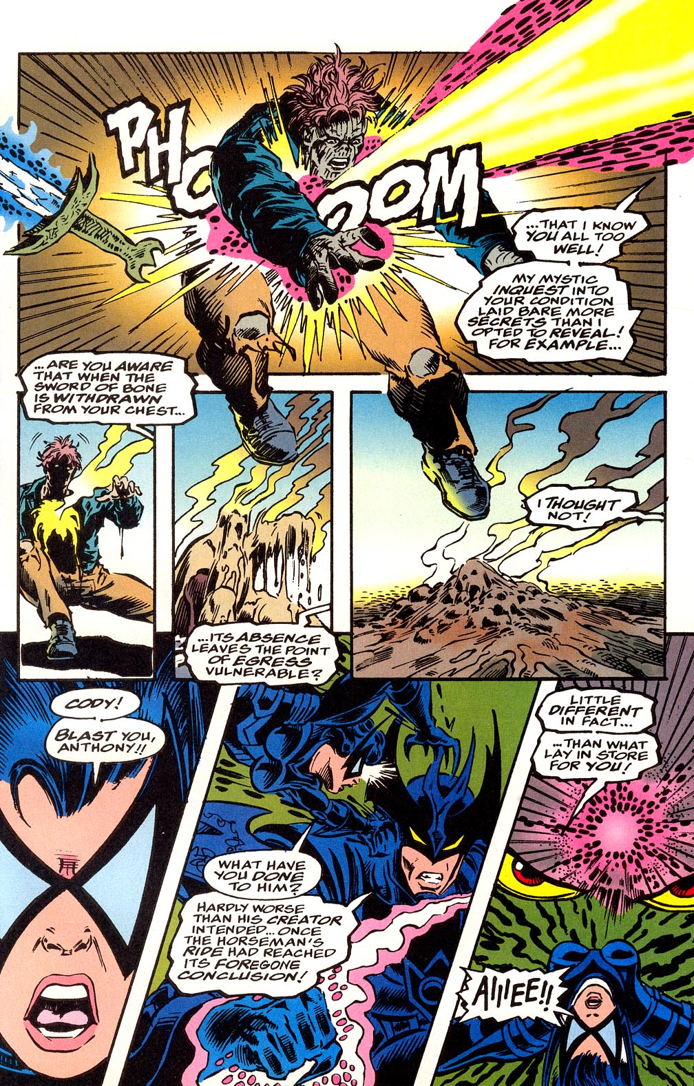 Read online Secret Defenders comic -  Issue #25 - 21