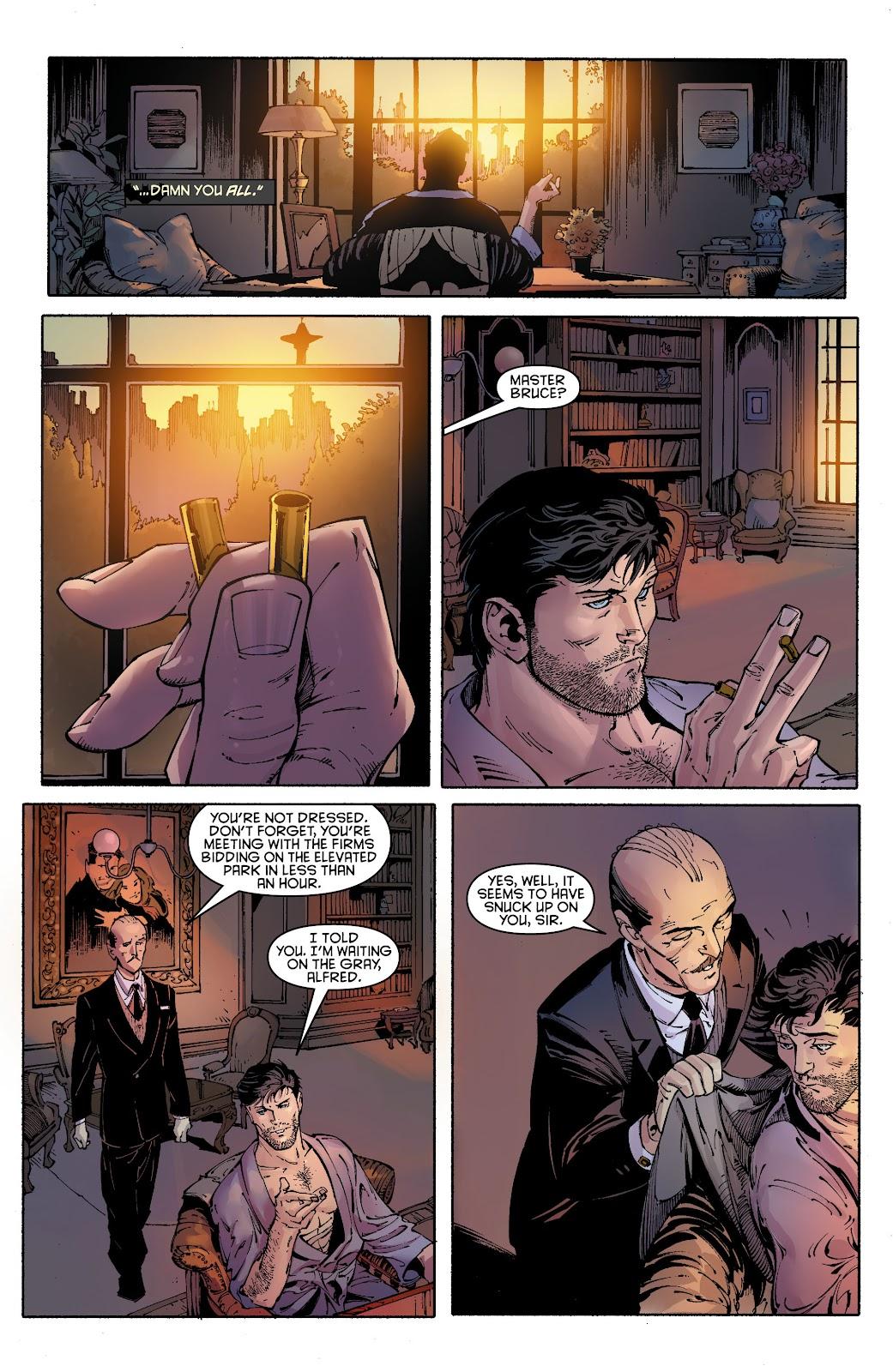 Batman (2011) Issue #10 #25 - English 11