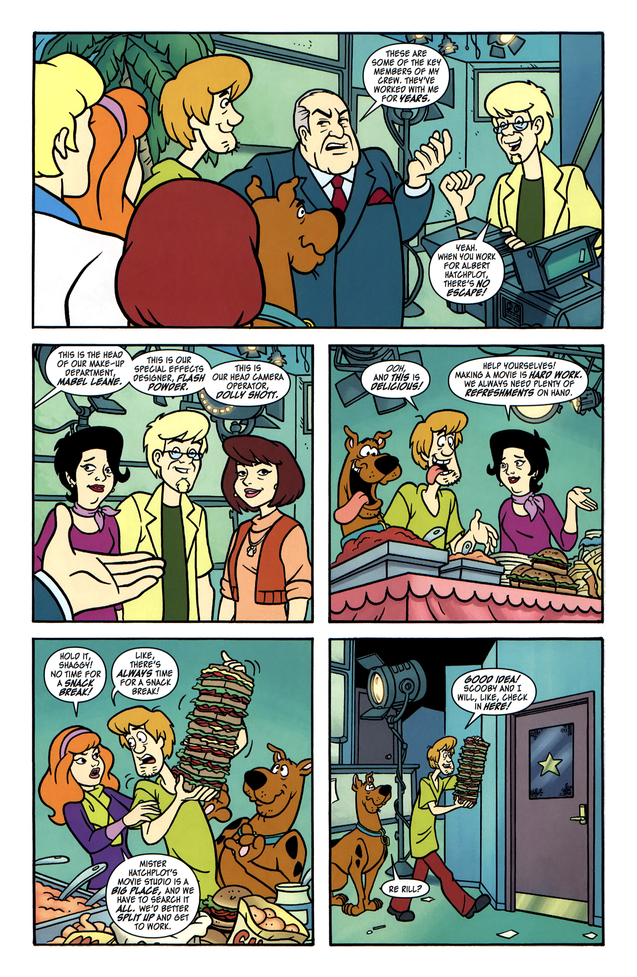 Read online Scooby-Doo: Where Are You? comic -  Issue #32 - 9