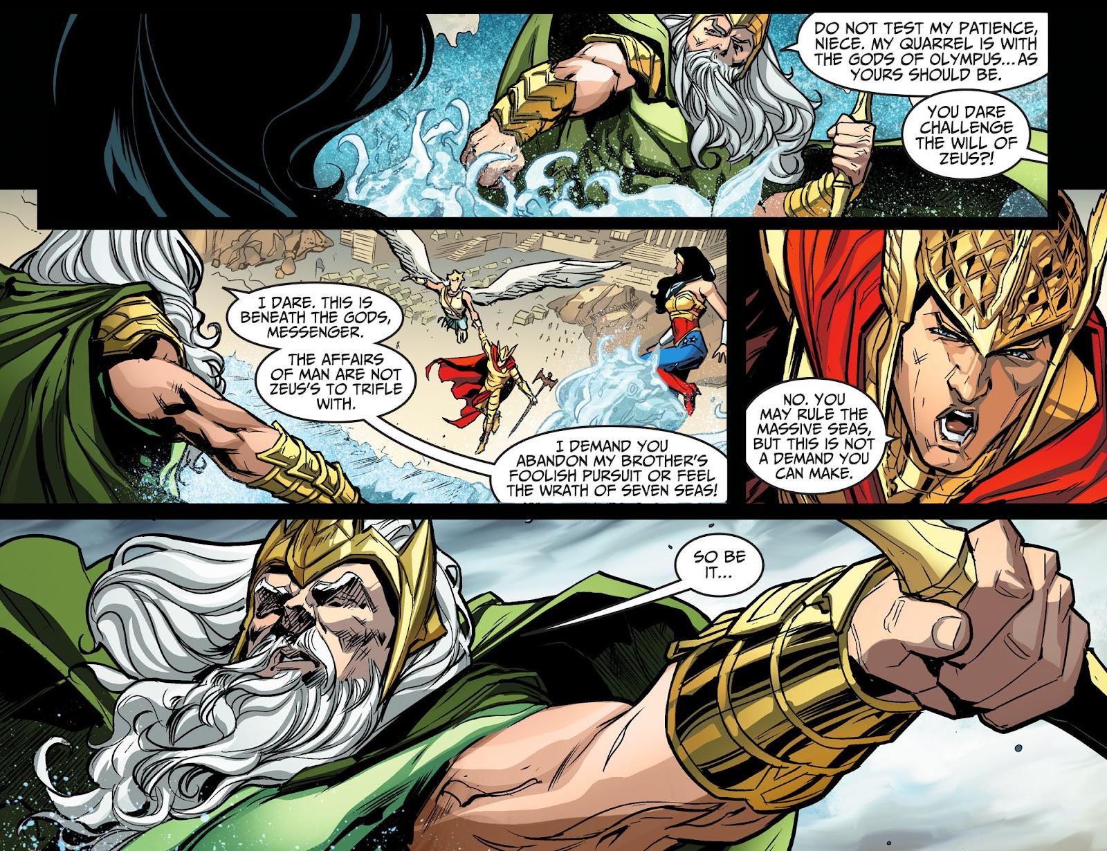 Injustice: Gods Among Us Year Four Issue #17 #18 - English 13