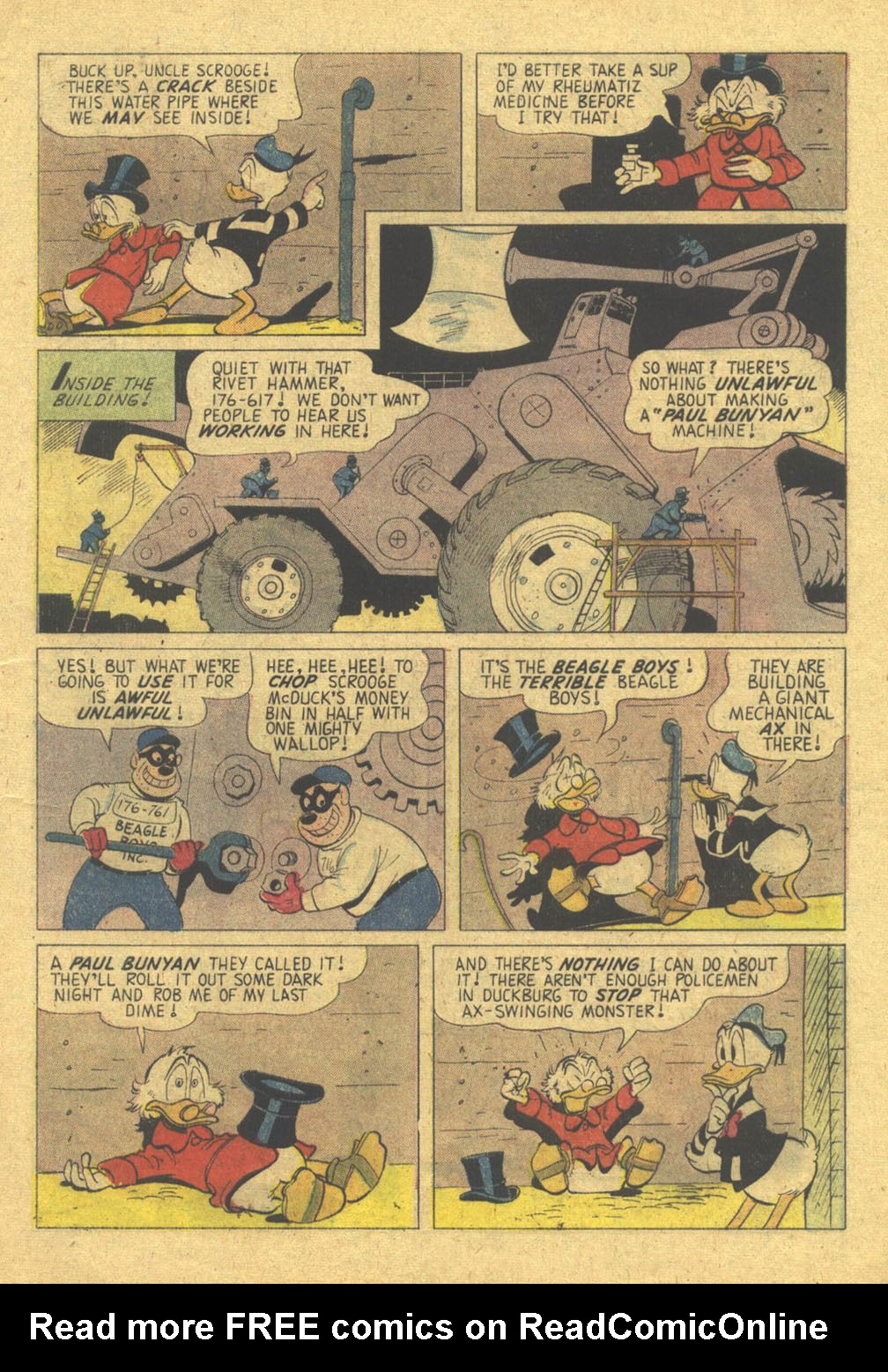 Uncle Scrooge (1953) Issue #28 #28 - English 5