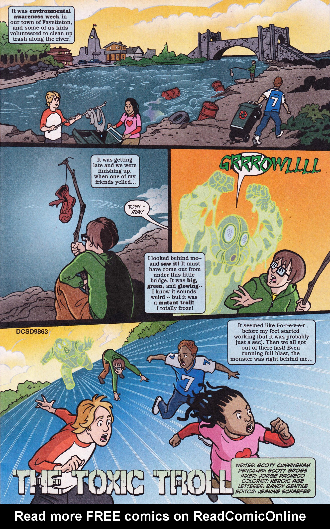 Read online Scooby-Doo (1997) comic -  Issue #131 - 3