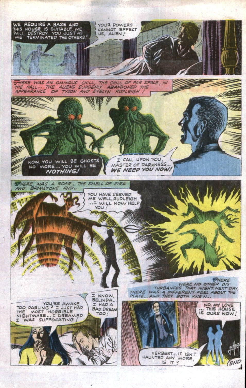 Read online Scary Tales comic -  Issue #26 - 21