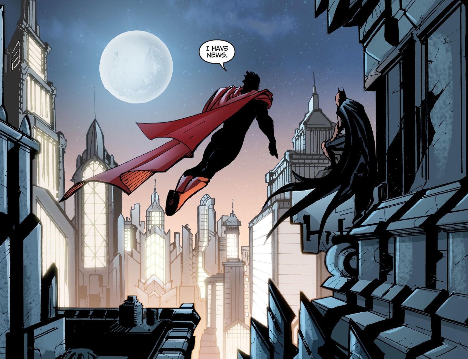 Injustice: Gods Among Us [I] Issue #1 #2 - English 15