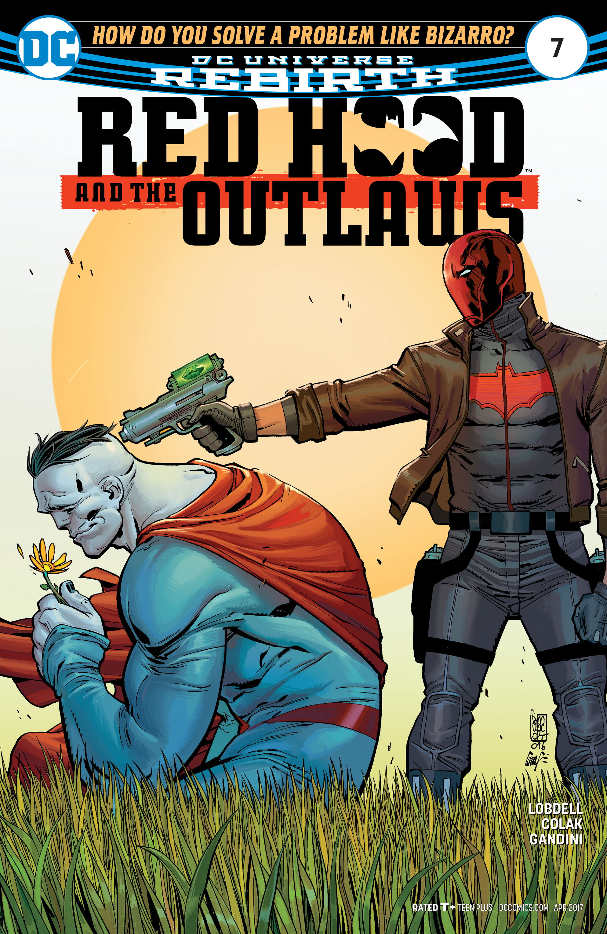 Red Hood and the Outlaws (2016) issue 7 - Page 1