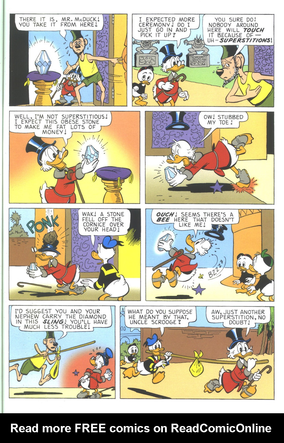 Uncle Scrooge (1953) Issue #349 #349 - English 17