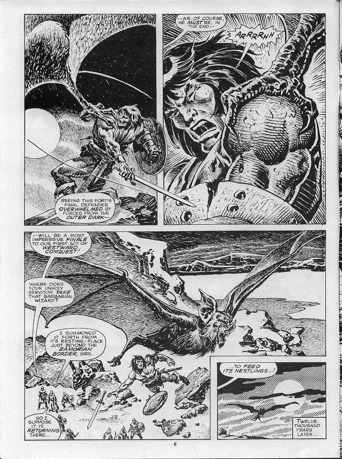 The Savage Sword Of Conan Issue #200 #201 - English 8