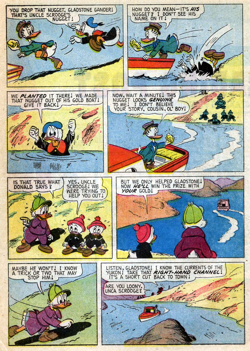 Uncle Scrooge (1953) Issue #35 #35 - English 20