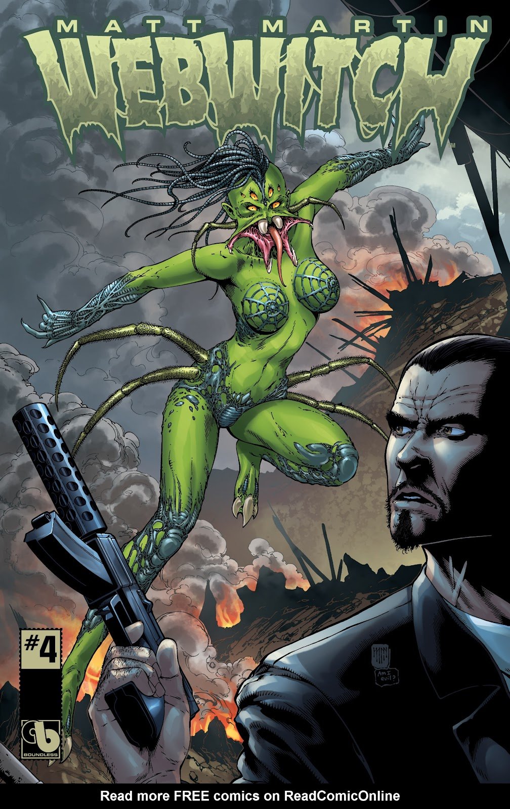 Webwitch (2015) Issue #4 #4 - English 1