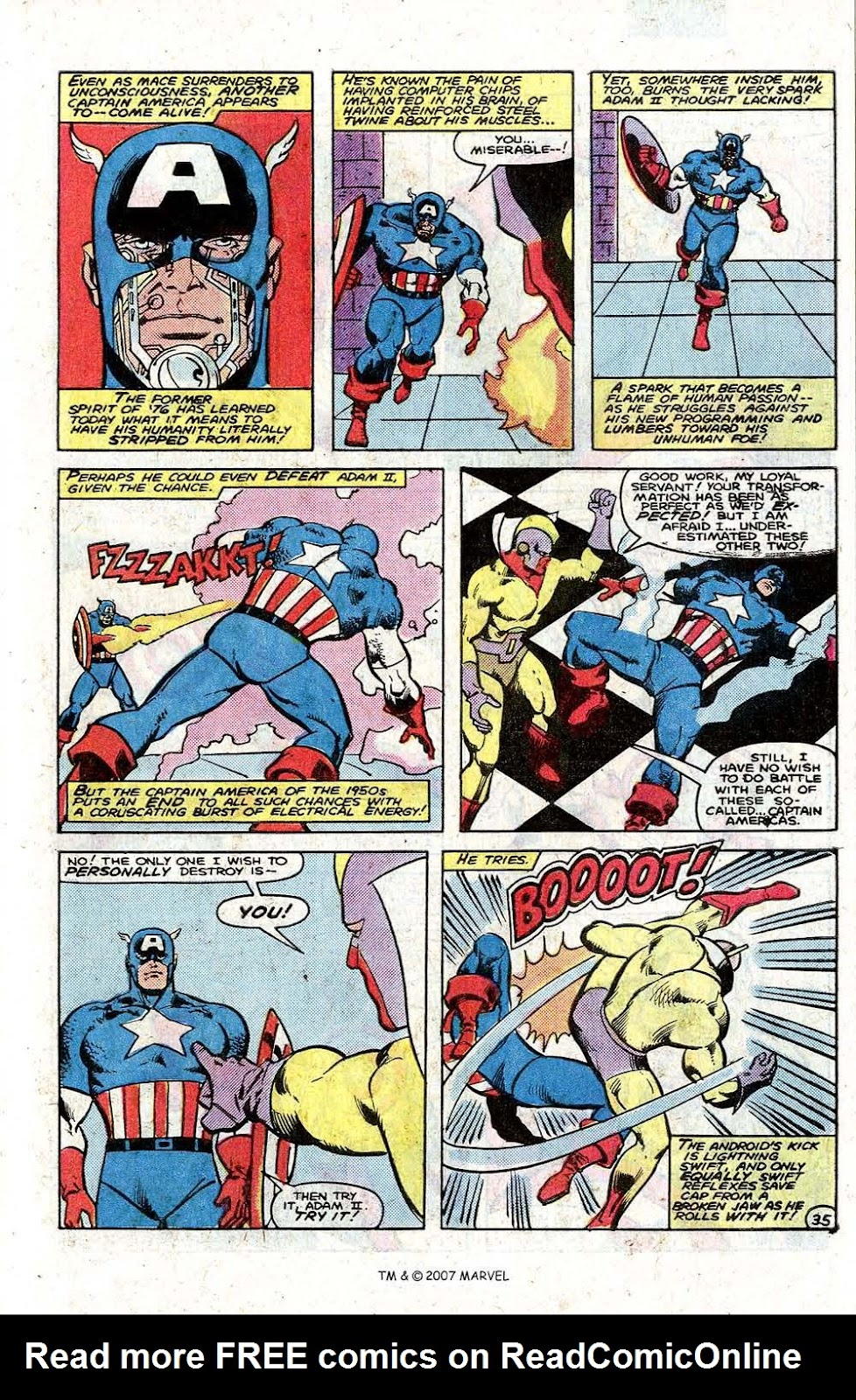 Captain America (1968) _Annual 6 #6 - English 43