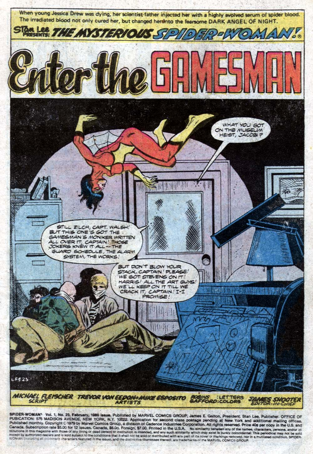 Spider-Woman (1978) Issue #23 #23 - English 2